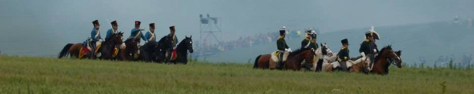 Historic Cavalry Association 'En Vedette'